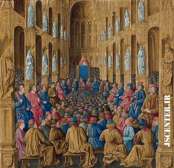 سخنرانی پاپ اوربان دوم برای جنگهای صلیبی