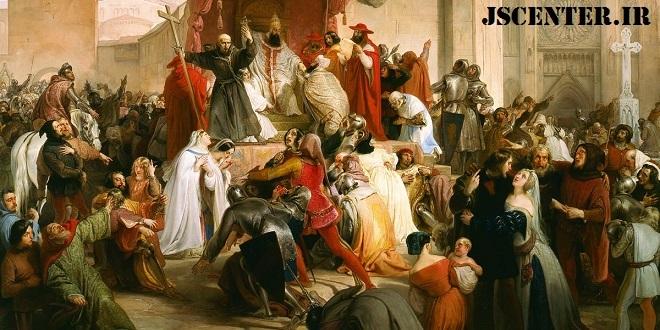 نقش پاپهای یهودی مخفی در جنگهای صلیبی